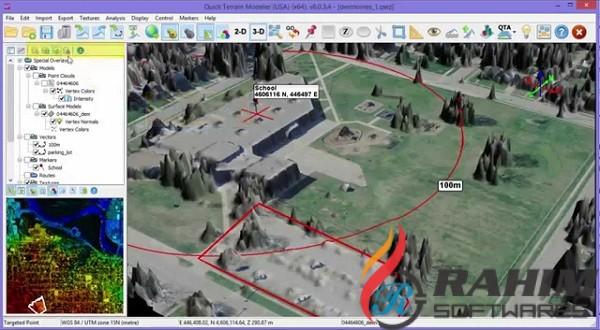 Quick Terrain Modeller 8.2 Free Download