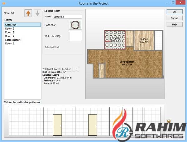 Room Arranger 9.5 Portable Free Download