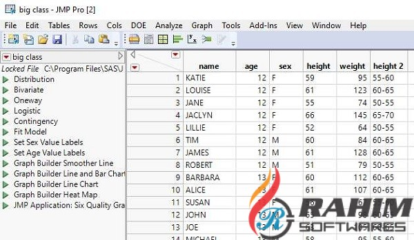 SAS JMP Statistical Discovery Pro 14.3 Free Download
