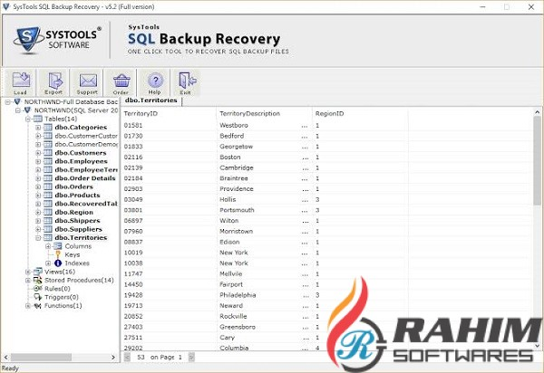 SysTools SQL Backup Recovery 7.0 Free Download