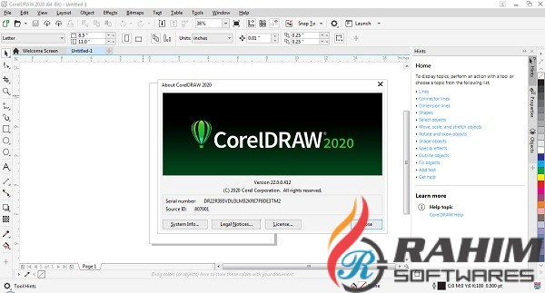 CorelDRAW Graphics Suite 2020 v22 Free Download X64-X86
