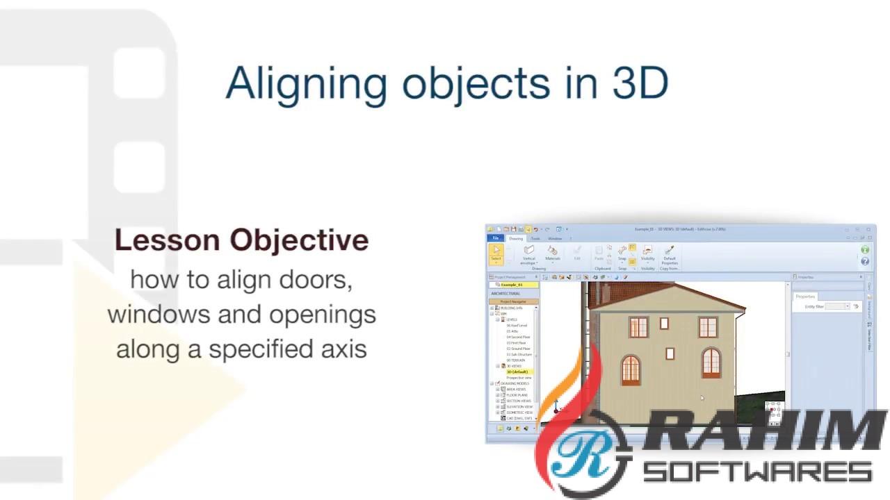 Download Edificius 3D Architectural BIM Design 12 Free
