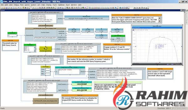 Keysight VEE Pro 9.0 Free Download
