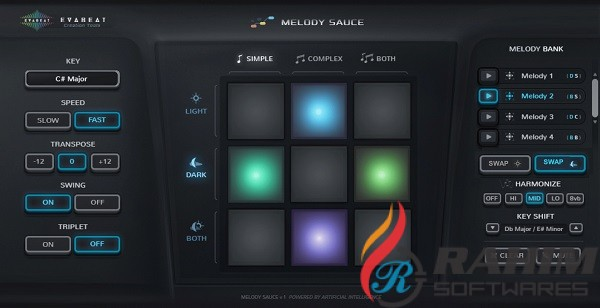 Melody Sauce amxd Download