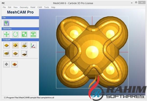 MeshCAM Pro 6 Build 27 Free Download
