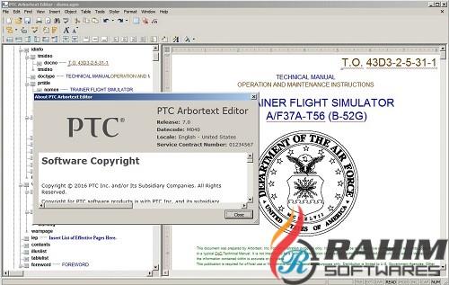 PTC Arbortext Family 2020 Free Download