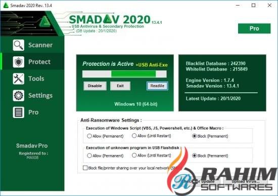 Smadav Pro 2020 v13.5 Free Download