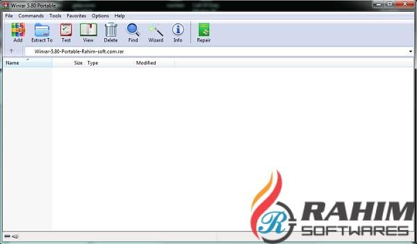 WinRAR Portable Free Download