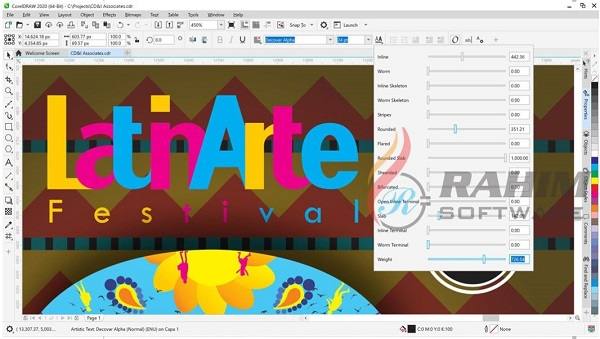 CorelDRAW Graphics Suite 2020 Mac Free Download