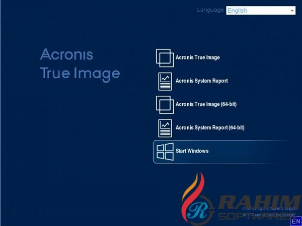 Download Acronis True Image 2020 Bootable ISO Free