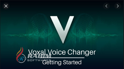 Download nch voxal voice changer for Windows