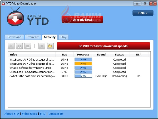 Download youtube downloader pro 7.5.7 Free