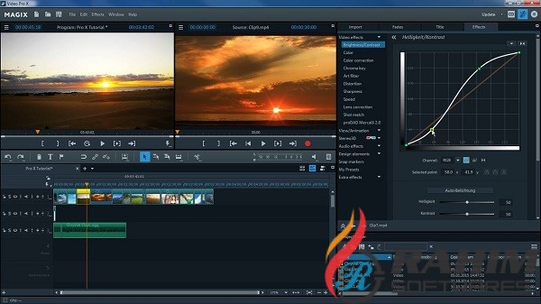 MAGIX Video Pro X 16 Download