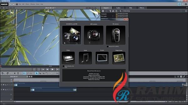 MAGIX Video Pro X 16.0 Free Download