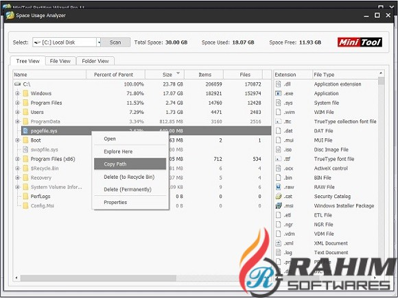 MiniTool Partition Wizard Technician 11.6 Repack Free Download