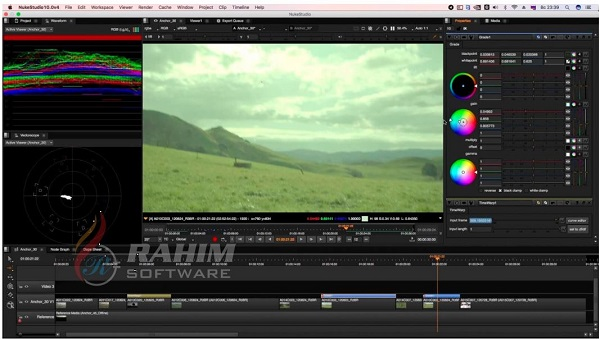 Nuke Studio 12.1v2 Free Download