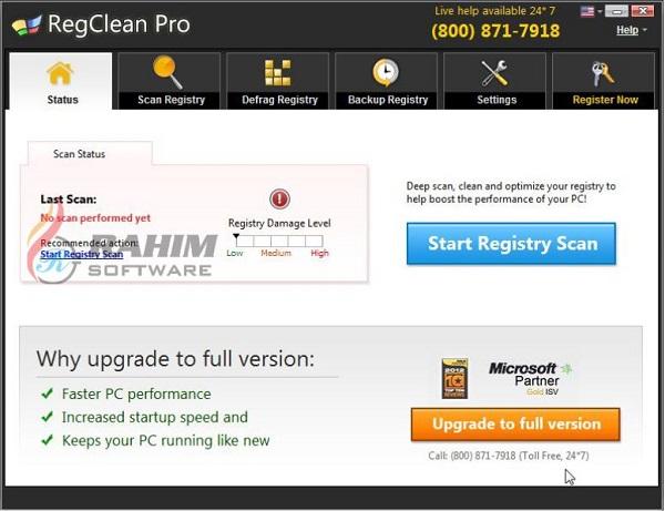 SysTweak Regclean Pro 8.5 Free Download