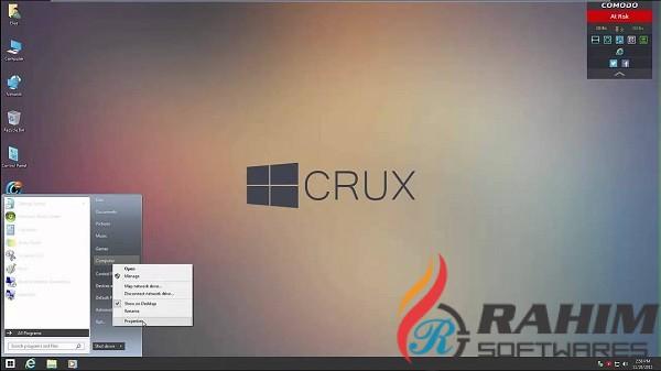 Windows 7 Crux free download