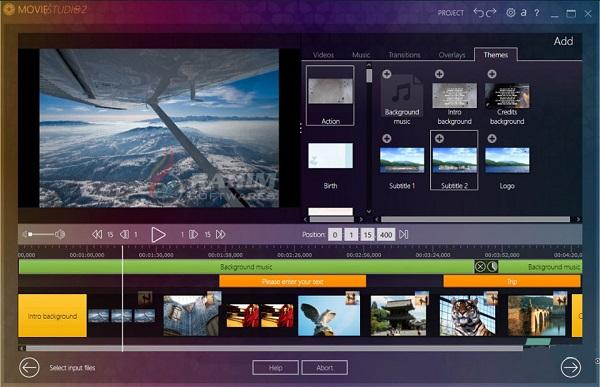 Ashampoo Movie Studio Pro 3.0.3 free download
