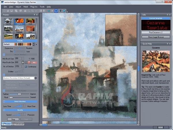 Dynamic Auto Painter PRO 6.12 Portable free download