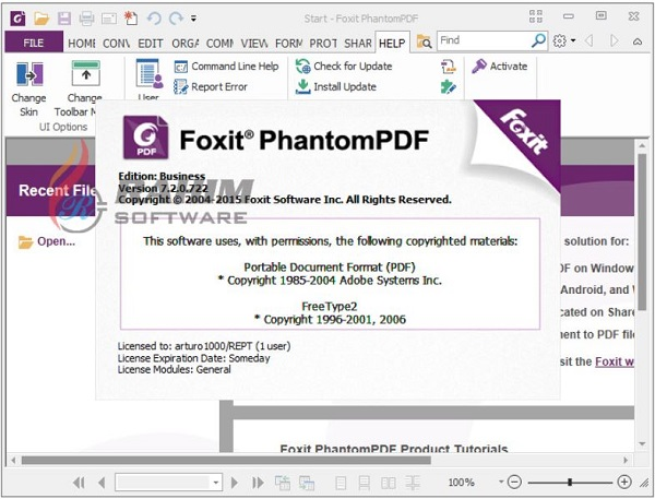 foxit phantom business free download full version