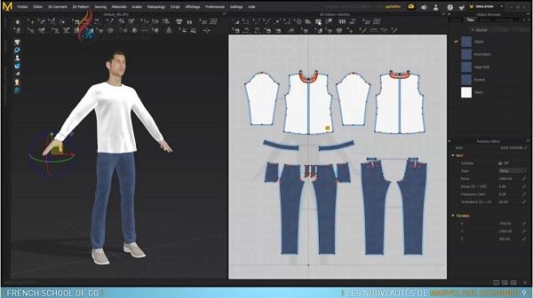 Marvelous Designer 9 Enterprise 5 Free Download