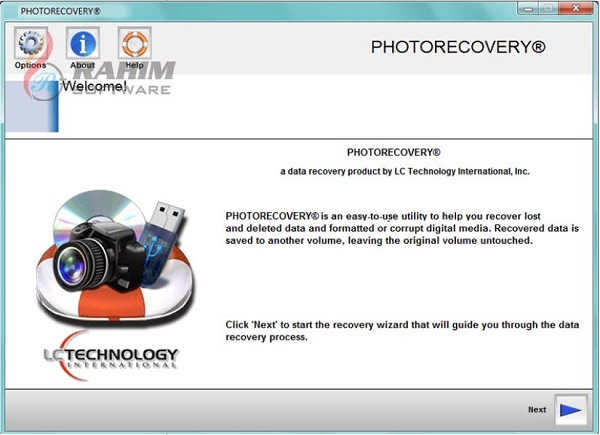 PHOTORECOVERY Professional 2020 Free Download
