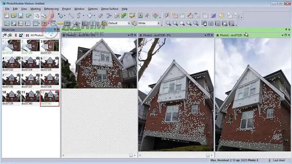 PhotoModeler Premium 2020 Free Download