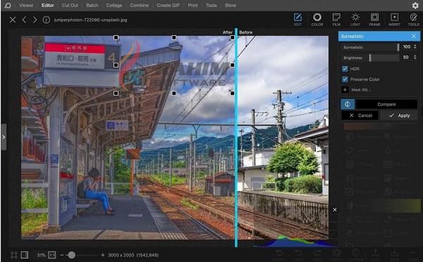PhotoScape X Pro 4 Portable Free Download