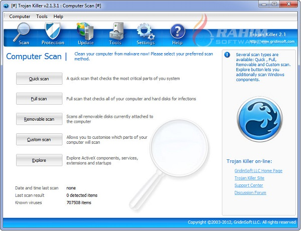 Trojan Killer 2.1.23 Free Download