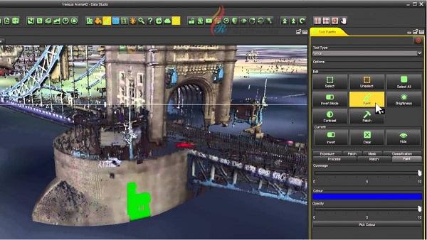 Veesus Arena4D Data Studio 5.2 Free Download