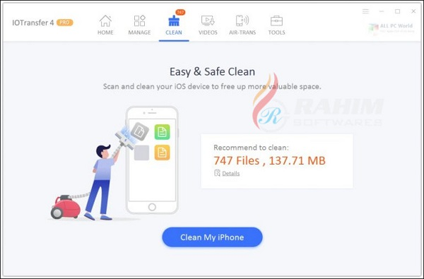 IOTransfer Pro 3 free download