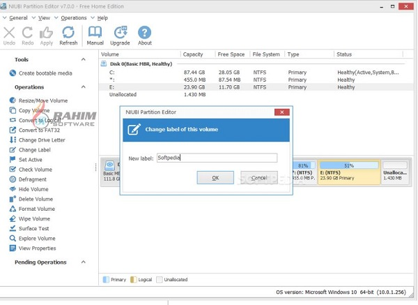 niubi partition editor portable