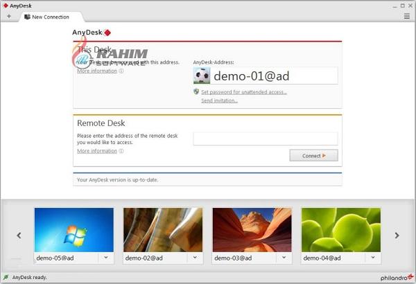 anydesk update