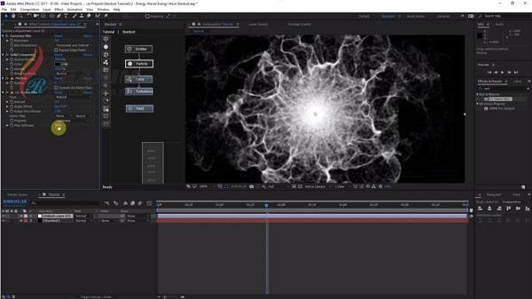 superluminal stardust 3d