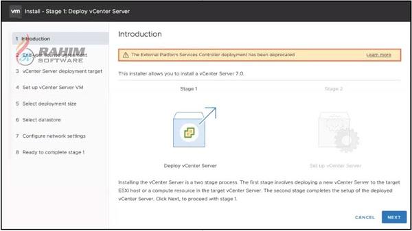 vmware vcenter server download free trial