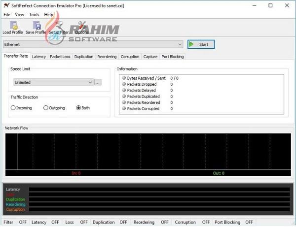 wan latency simulator