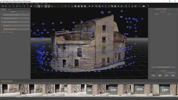 3DF Zephyr Pro 3.7 DOwnload