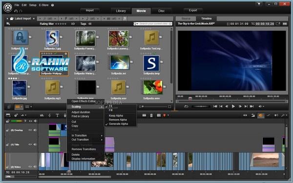 Pinnacle Studio Ultimate 24 Download