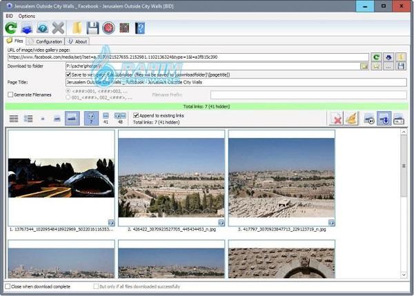 online bulk image downloader