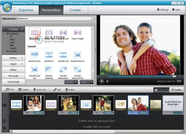 wondershare dvd slideshow builder troubleshooting