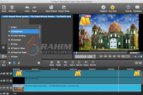 Download MovieMator Video Editor Pro 3 Portable free