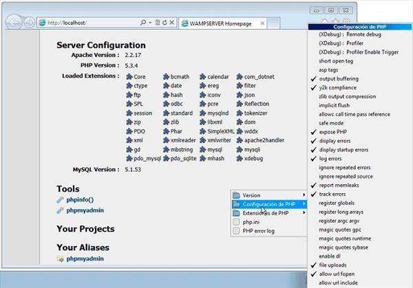 Download WampServer 3.2.0 free