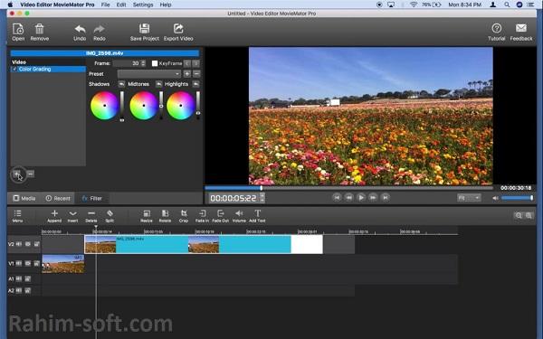 MovieMator Video Editor 3.1.0 Pro free download