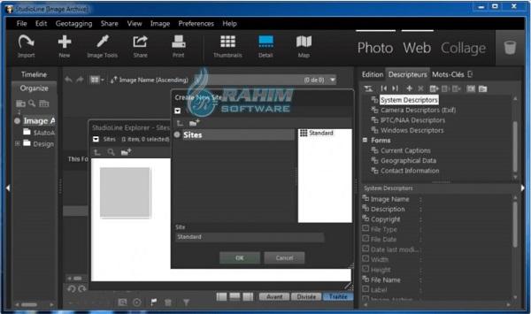 studioline web designer tutorial