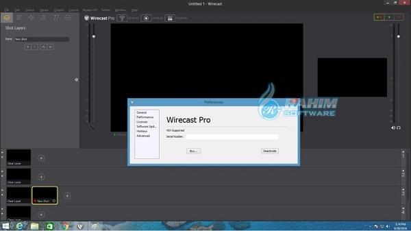 wirecast free
