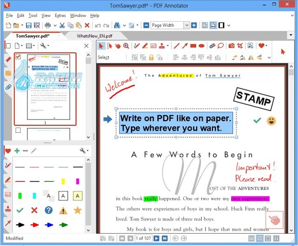 pdf annotator free online