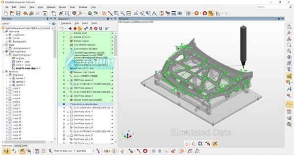 Download PolyWorks Metrology Suite 2020
