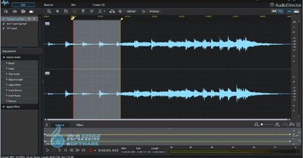 cyberlink audio director tutorial