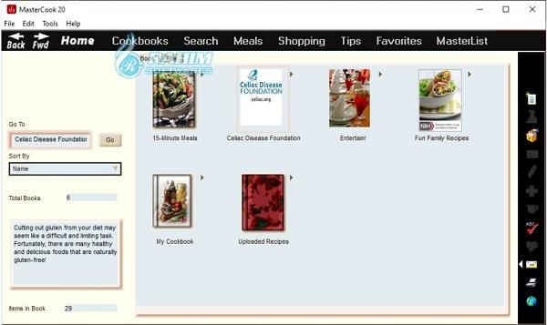 mastercook 20 free download